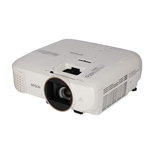 "Epson EH-TW5650 | Proyector Home Cinema 3D Full HD 1080p | 2500 lúmenes | Alto Contraste 60.000:1 | Lámpara Larga Duración 7500 horas | Pantalla Hasta 300"" | Tecnología 3LCD"