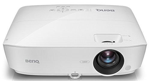 BenQ TH534 Video - Proyector (3300 Lúmenes ANSI, 3LCD, 1080p, 1920 x 1080, 15000:1, 16:10, 1524 - 7620 mm, 60 - 300'), Blanco