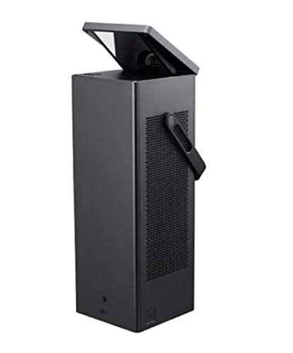 "LG CineBeam HU80KS - Proyector 4K UHD con SmartTV webOS 3.5 (3840 x 2160 hasta 150"", Fuente Láser, 2.500 lúmenes, HDMI, USB, Bluetooth sound, salida óptica, LAN RJ45, HDR10, Miracast) Color Negro"