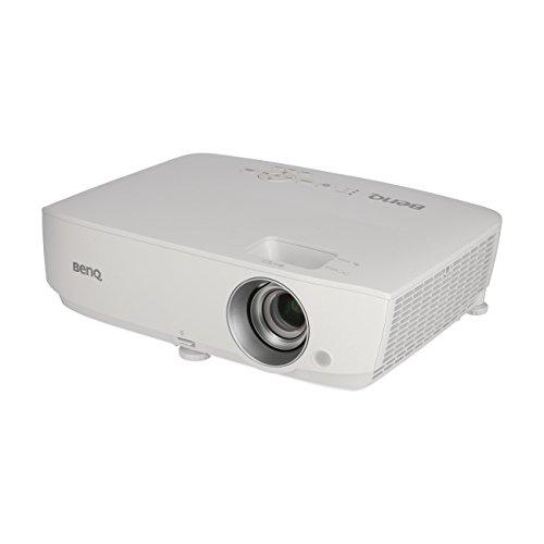 BenQ W1050 - Proyector doméstico DLP de 1080p (Rec. 709, 2200 lúmenes, alto contraste 15000:1, 1920x1080, tiro corto, 100 pulgadas a 3m, HDMI, zoom de 1,2x, 3D, inalámbrico, serie CineHome)