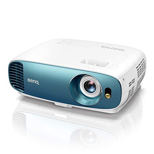 BenQ TK800M Proyector DLP de cine en casa, 4K HDR, 3000 lumens, Rec.709, HDMI