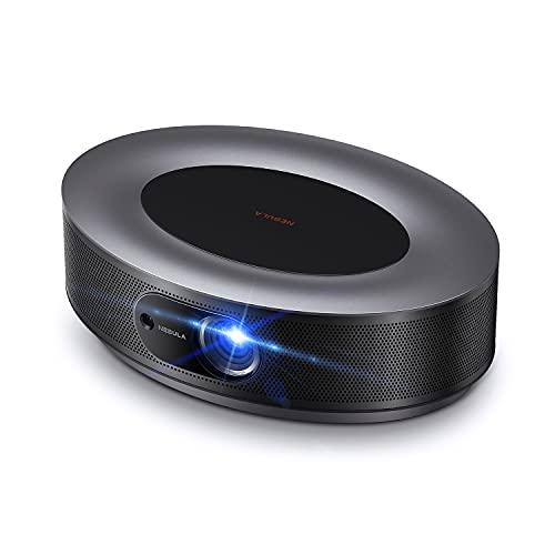 Proyector de Entretenimiento doméstico Anker Nebula Cosmos 1080p, proyector de 1080p, 900 lúmenes ANSI, Android TV 9.0, Zoom Digital, HLG, HDR10