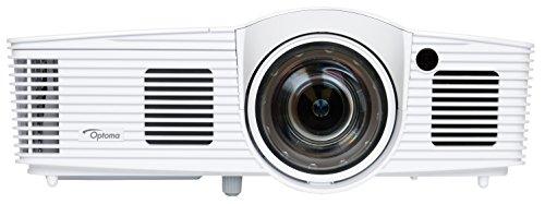 OPTOMA TECHNOLOGY GT1080e - Proyector Gaming Home Cinema Full HD 1080p, 3000 lúmenes, formato : 16:9
