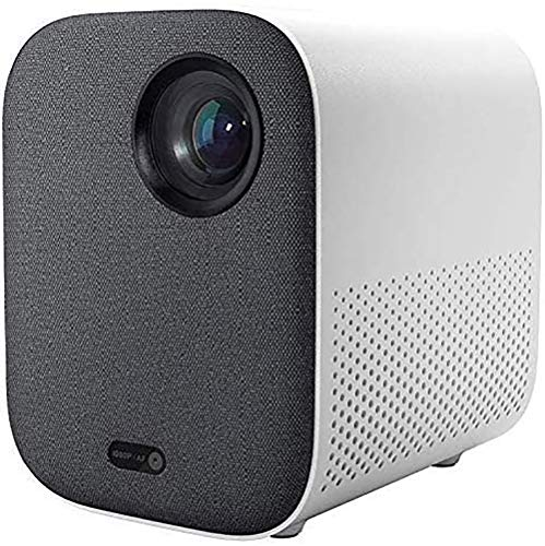 Xiaomi Mi Smart Compact Projector / Mijia Youth Edition Mini DLP Projector 1080P Full HD 500 ANSI WiFi BT Proyector LED portátil para Cine en casa