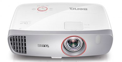 proyector benq w1210st review