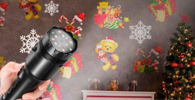 proyectores luces navidad