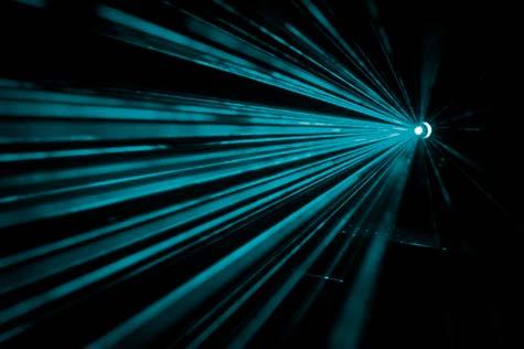 Proyección láser