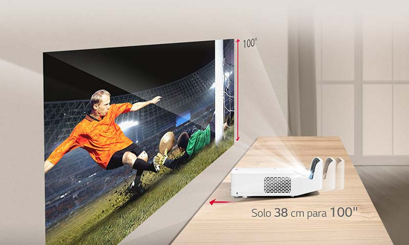 proyector lg hf65lsr full hd
