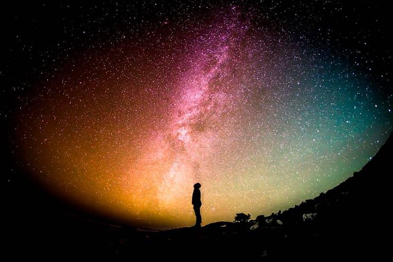 proyector de cielo estrellado
