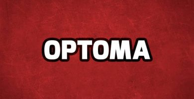 proyectores optoma